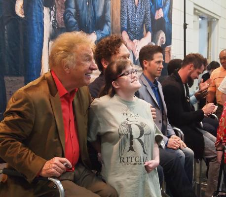 Meeting the Gaither Vocal Band
