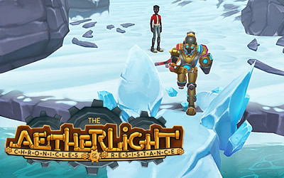 The Aetherlight' Continues with Snow-Blown Adventure