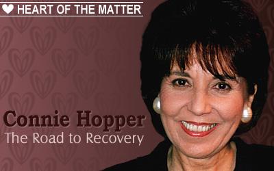 Heart of the Matter: Connie Hopper