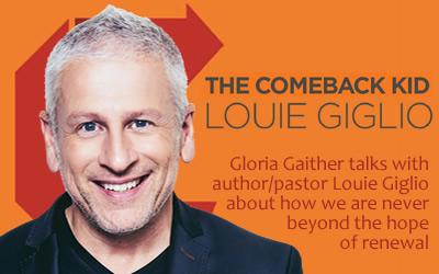 The Comeback Kid: Louie Giglio