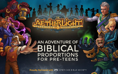 New Multiplayer Adventure Game of Biblical Truth