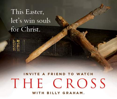 This Easter, let's win souls for Christ
