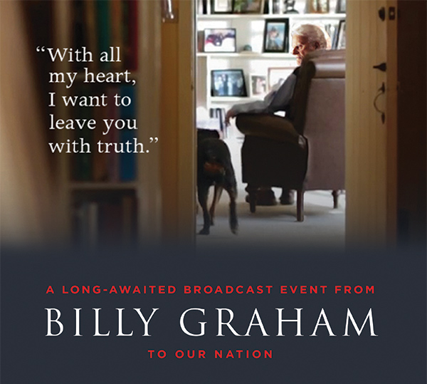 A Broadcast Event From Billy Graham