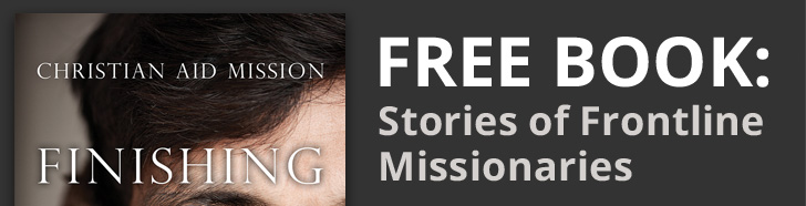 FREE BOOK: Stories of Frontline Missionaries