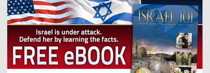 Israel is under attack. Defend her by learning the facts. Free eBook!