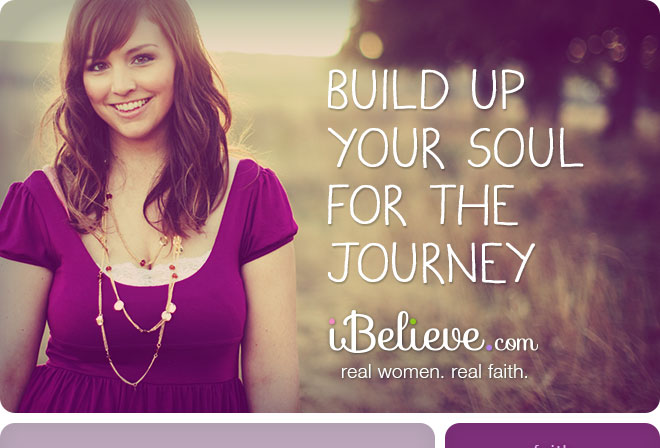 iBelieve.com: Real women. Real faith.