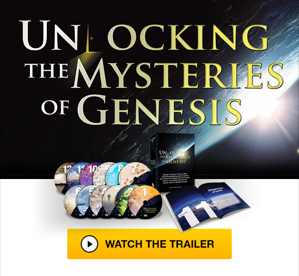 Unlocking the Mysteries of Genesis: Watch the trailer!