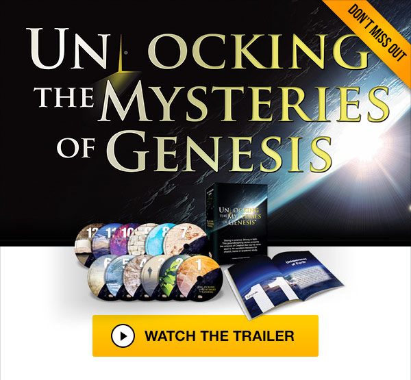 Unlocking the Mysteries of Genesis: Watch an exclusive video clip!