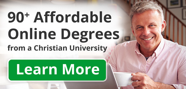 Which affordable online degree area from a Christian university interests you?