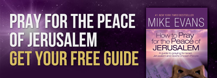 FREE BOOK Pray for the peace of Jerusalem