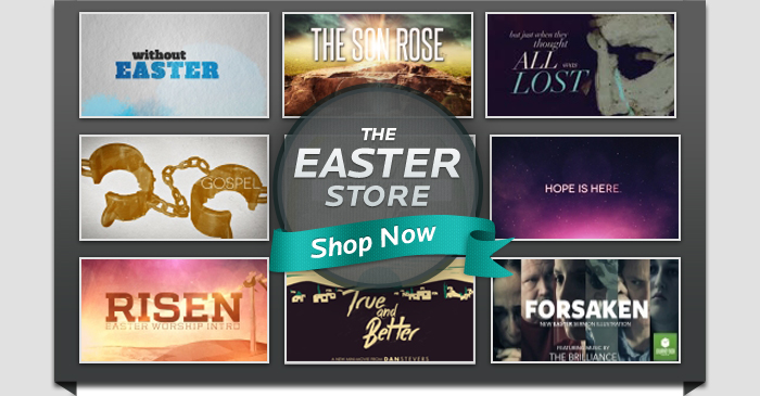 Visit the Easter Store