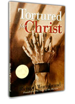 Tortured for Christ book