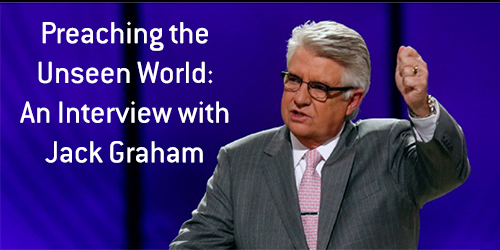 Jack Graham-an interview you don't want to miss!