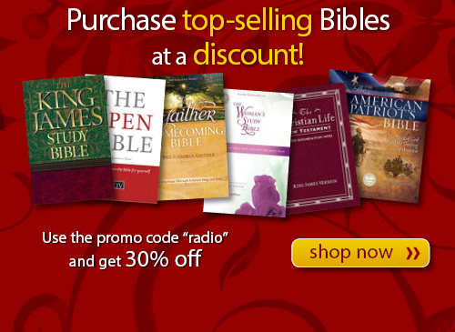 Top-Selling Bibles at Discount Prices!