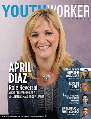 YouthWorker Journal Subscription