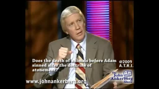 Does the Death of Animals before Adam Sinned Alter the Doctrine of Atonement?