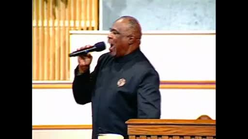 Apostolic Faith Church with Bishop Horace E. Smith, M.D.