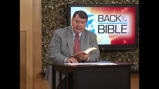 Back to the Bible with Woodrow Kroll  