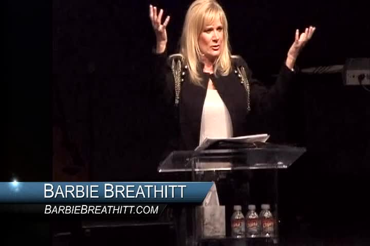 Rest in the Presence of God, Part 1 by Breath of the Spirit Ministries with Barbie Breathitt