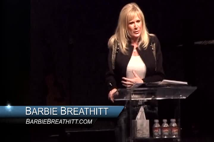 Rest in the Presence of God, Part 2 by Breath of the Spirit Ministries with Barbie Breathitt