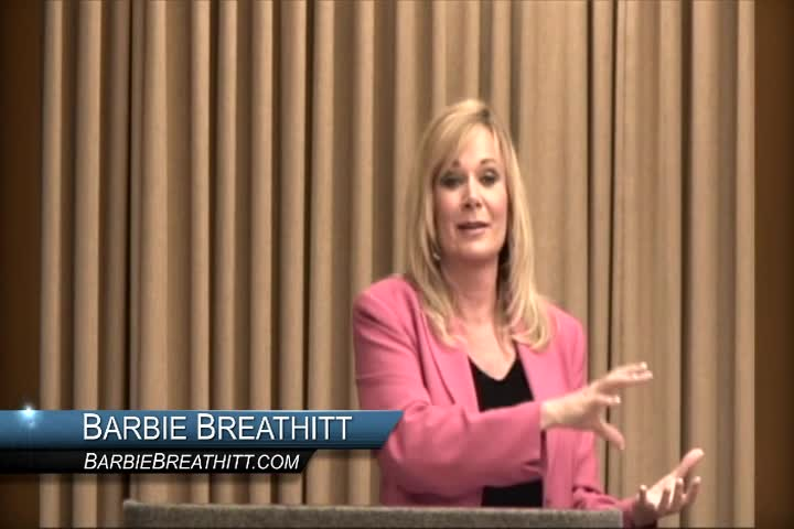 Walk on the Water by Breath of the Spirit Ministries with Barbie Breathitt