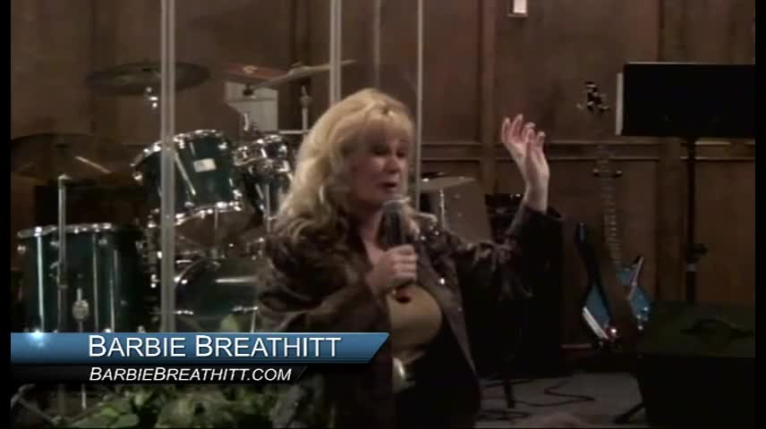 Fire of Promotion by Breath of the Spirit Ministries with Barbie Breathitt