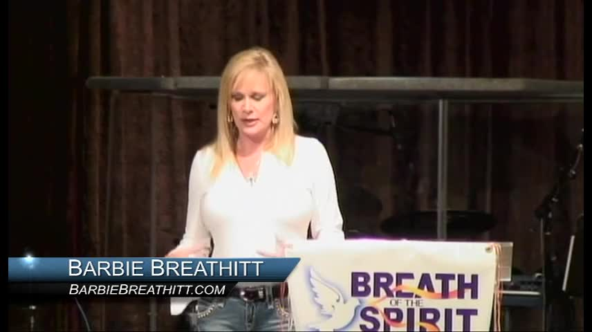 Gardening the Soul by Breath of the Spirit Ministries with Barbie Breathitt