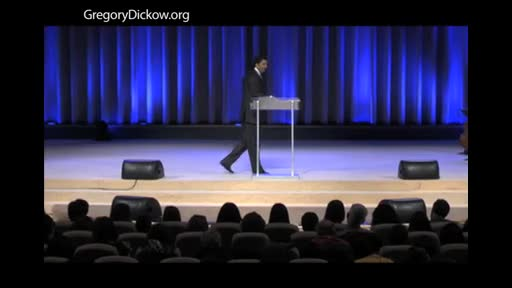 The Power to Change Today with Pastor Gregory Dickow
