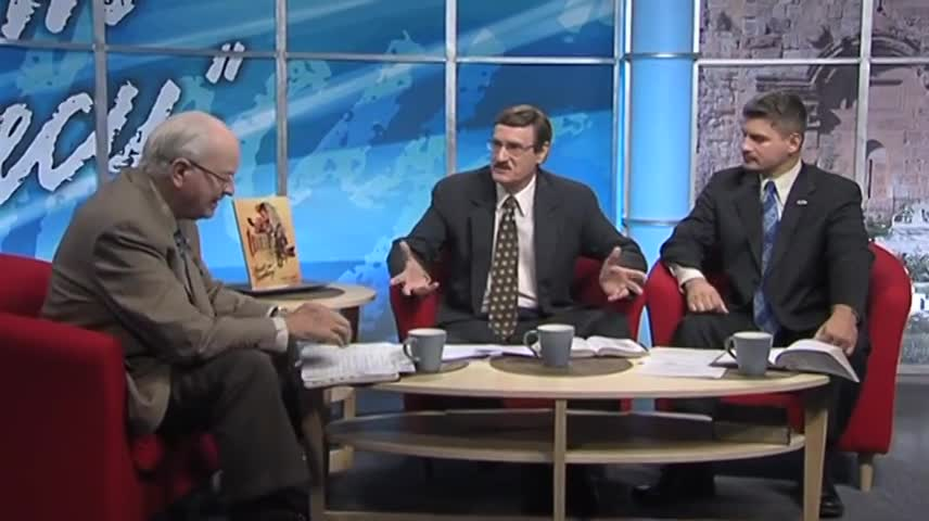 Looking for Jesus by Christ in Prophecy with Dr. David R. Reagan