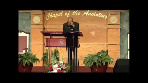 Concepts for Living with Bishop Vernon G. Lambe Sr.