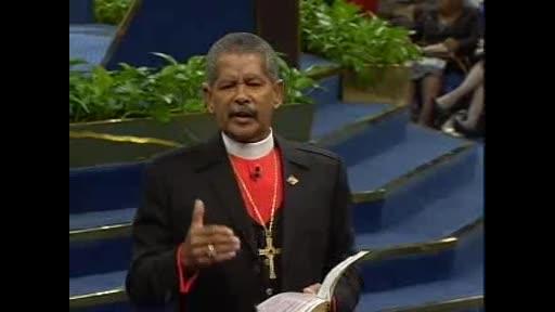 Apostle Frederick K. C. Price