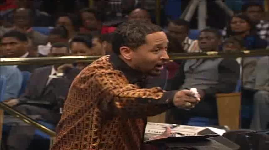 The Pursuit of Holiness FJ222 by Ever Increasing Faith Network  with Apostle Frederick K. C. Price