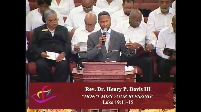 Dr. Henry P. Davis III