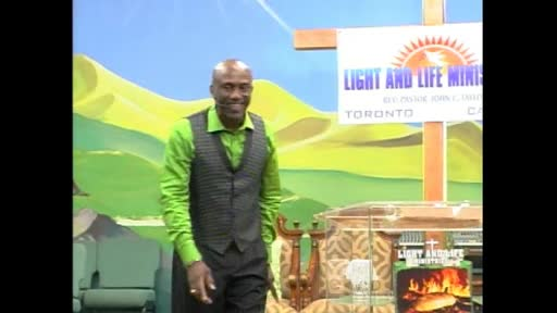Light and Life with Pastor John Cecil Taylor