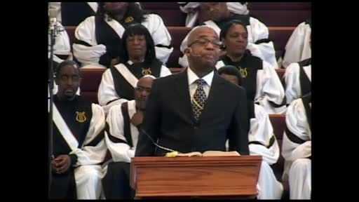 Morning Star Baptist Church with Bishop John M. Borders, III