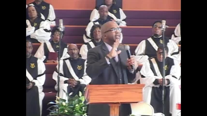 The Power of Five by Morning Star Baptist Church with Bishop John M. Borders, III