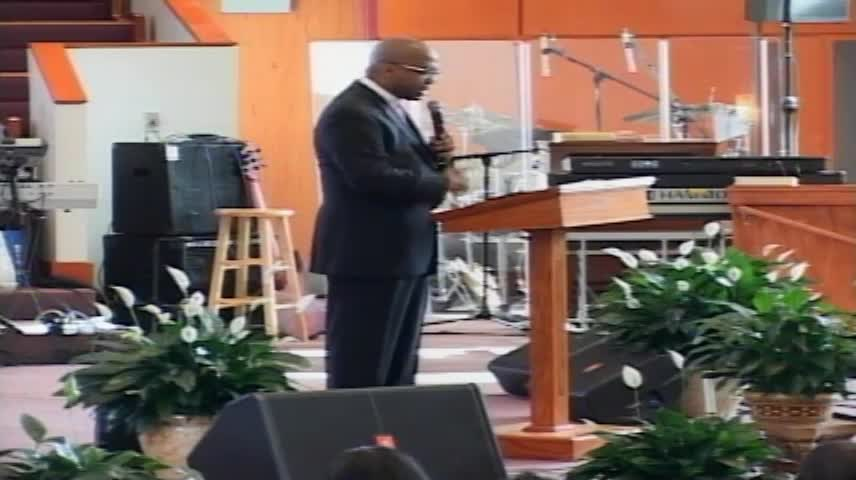 Don't Panic by Morning Star Baptist Church with Bishop John M. Borders, III