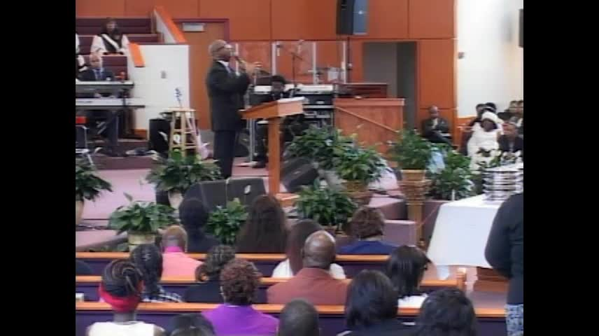 Faith For Healing by Morning Star Baptist Church with Bishop John M. Borders, III