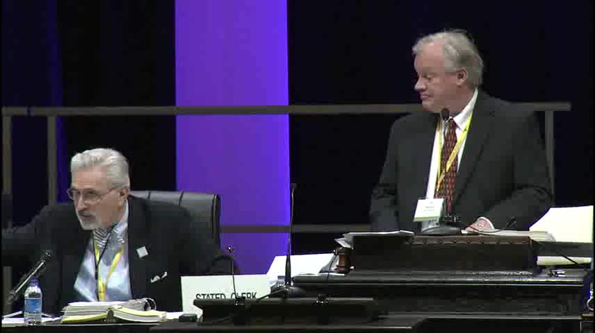 Wednesday June 10, Session 2 by PCA General Assembly with Presbyterian Church in America
