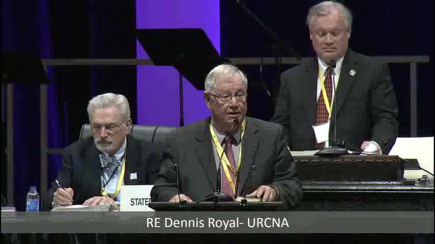 Wednesday June 10, Session 3-1 by PCA General Assembly with Presbyterian Church in America