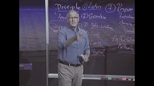 #17 The Value Of Discipline, Part 1 by Church of the Redeemer - RedeemerU with Dale O'Shields