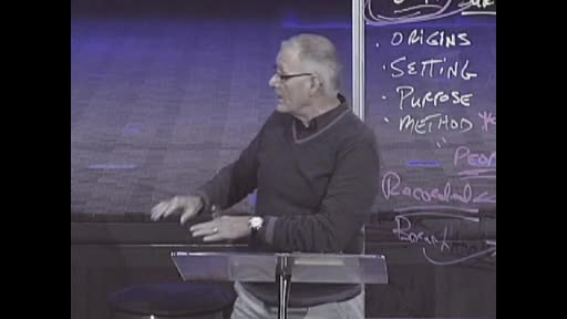 #1 Introduction To The Old Testament by Church of the Redeemer - RedeemerU with Dale O'Shields