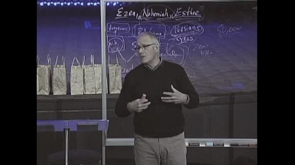 #6 Ezra, Nehemiah, Esther by Church of the Redeemer - RedeemerU with Dale O'Shields