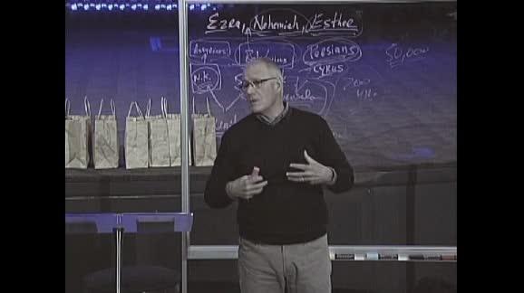 #6 Ezra, Nehemiah, Esther by Church of the Redeemer - RedeemerU with Dale O'Shields