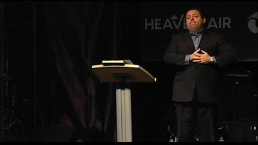 Pastor Rick McDaniel