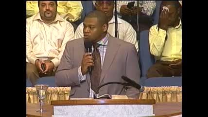 Pastor Denny D. Davis