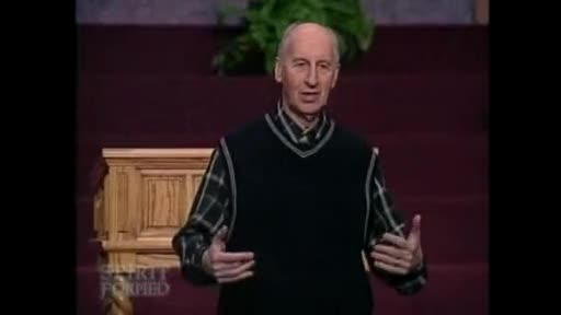 Pastor Jack Hayford
