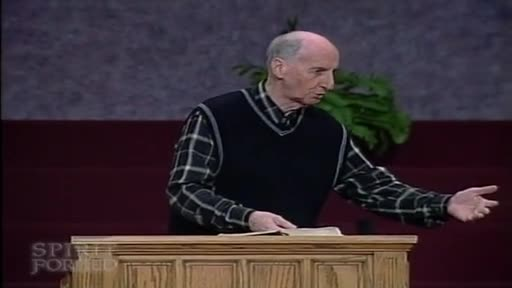 Spirit Formed with Pastor Jack Hayford