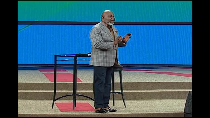 The Witness of Change -Bishop T.D. Jakes, The Potter's Touch - Watch ...