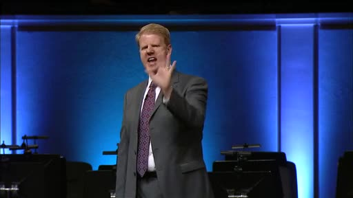 Jonathan Falwell with Thomas Road Baptist Church